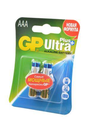 GP Ultra Plus 24AUP-2CR2 LR03 BL2
