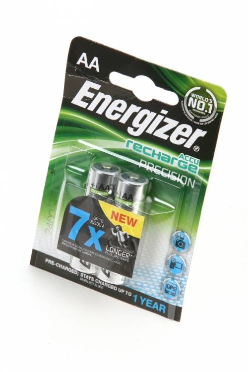 Energizer Recharge Precision AA 2400mAh BL2