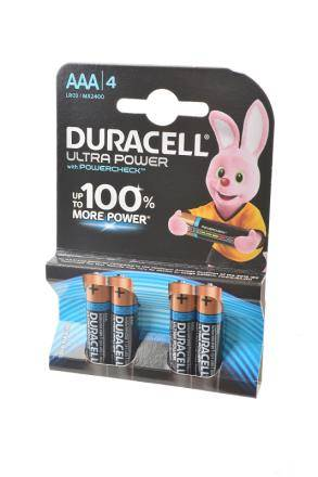 DURACELL ULTRA POWER LR03 BL4