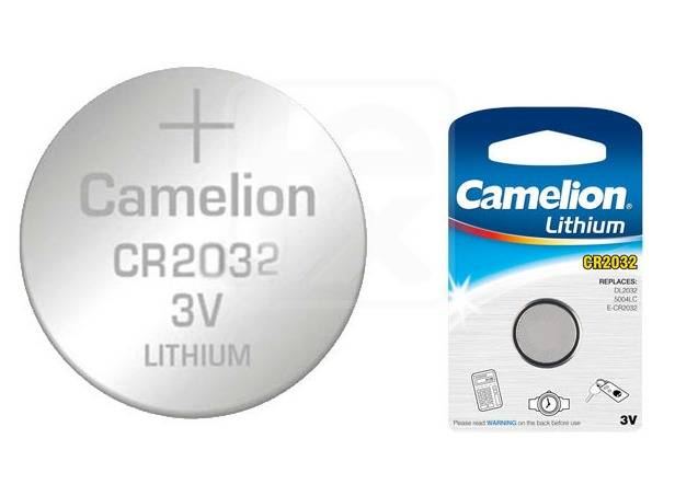 Camelion CR2032-BP1 CR2032 BL1